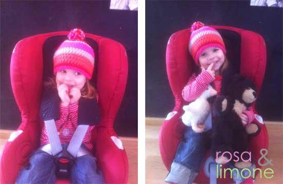 Lina-Kindersitz