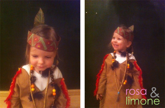 Lina-als-Indianerin