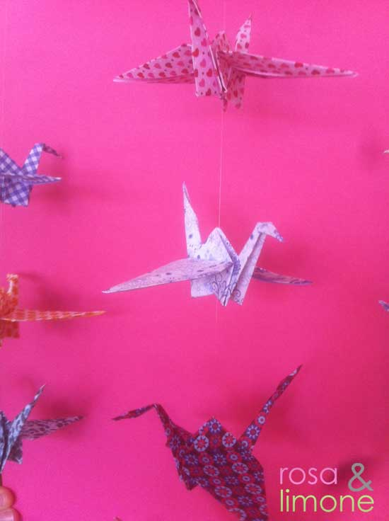 Origamivögel