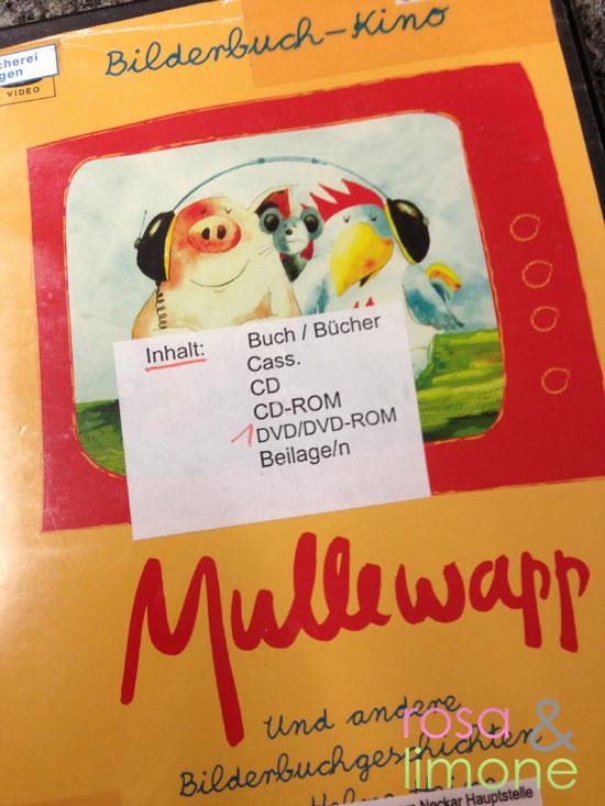 DVD-Mullewapp