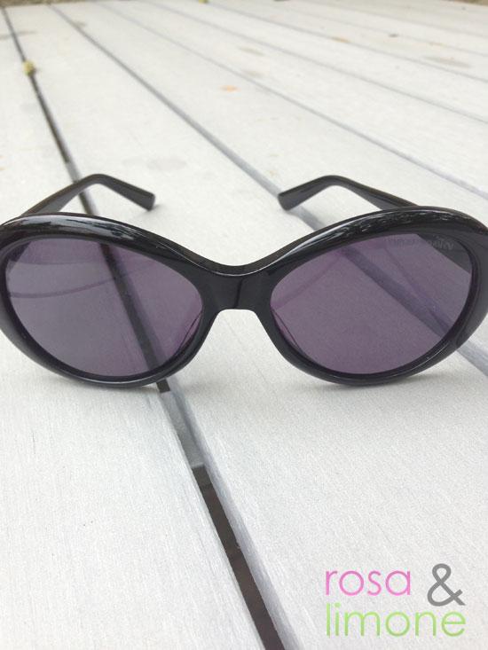 Sonnenbrille_rosa&limone