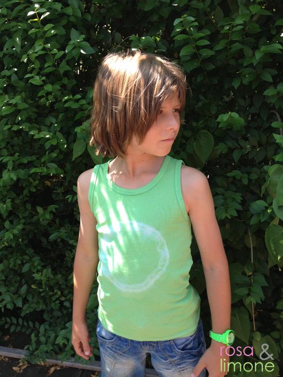Luca-Batikshirt-grün-rosa&limone