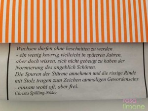 Spruch-rosa&limone