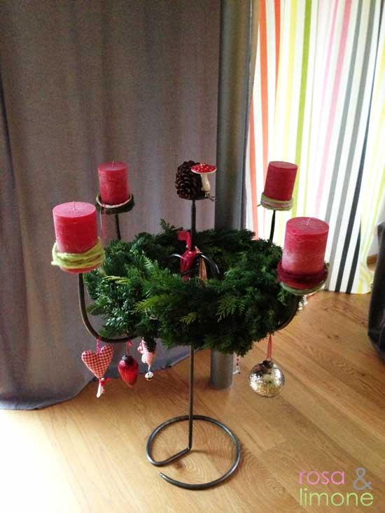 Adventskranz1-rosa&limone