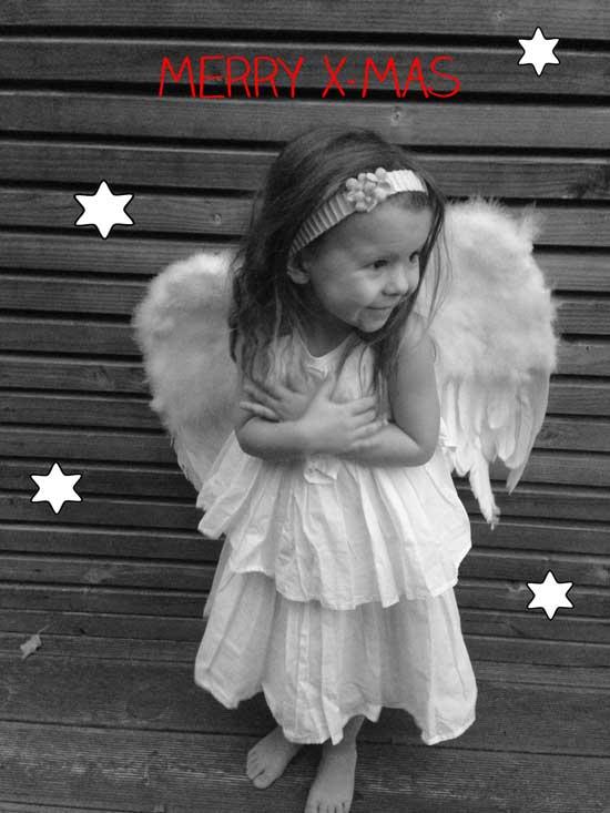 Lina-als-Engel-merry-xmas-mit-Sternen