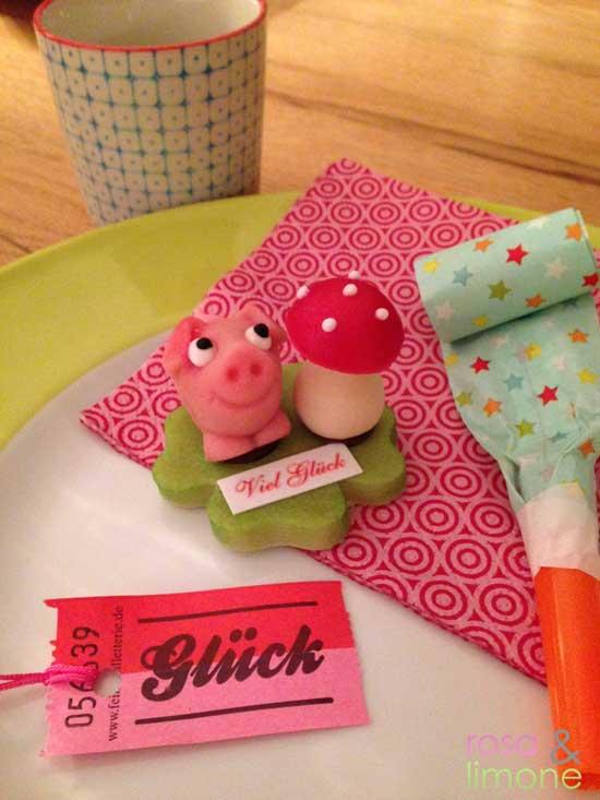 Tischdeko-Neujahr-2013-rosa&limone