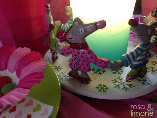 Geburtstagstischdeko-Kindertisch-rosa&limone