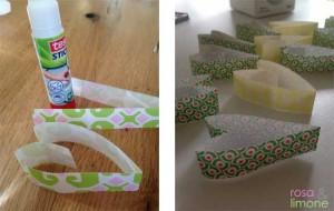 DIY-Herz-Papiergirlande-Step-2-rosa&limone