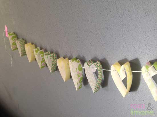 DIY-Herz-Papiergirlande-rosa&limone
