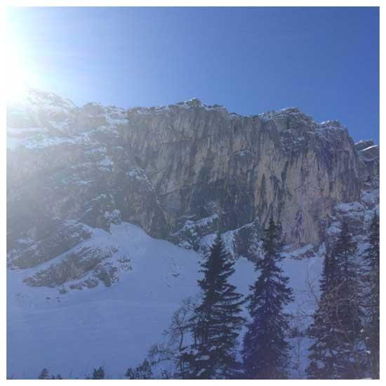 Skifahren-rosa&limone
