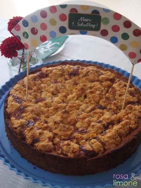 Einschulungsfeier-Louisa-Apfelkuchen-rosaundlimone