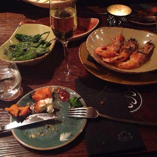 Abendessen-Mallorca-rosaundlimone