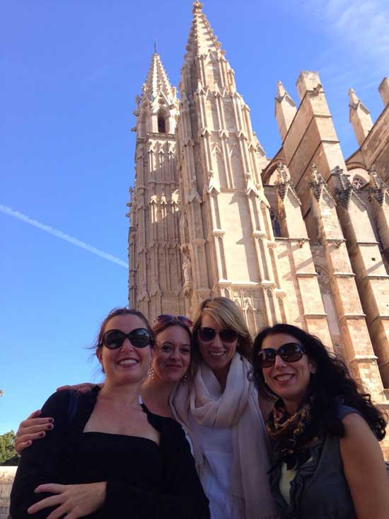 Mädels-Mallorca-rosaundlimone