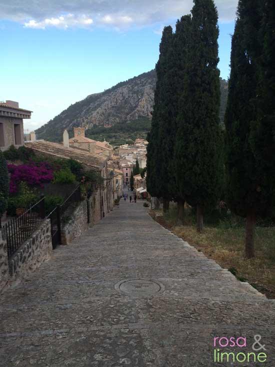 Treppe-Pollenca