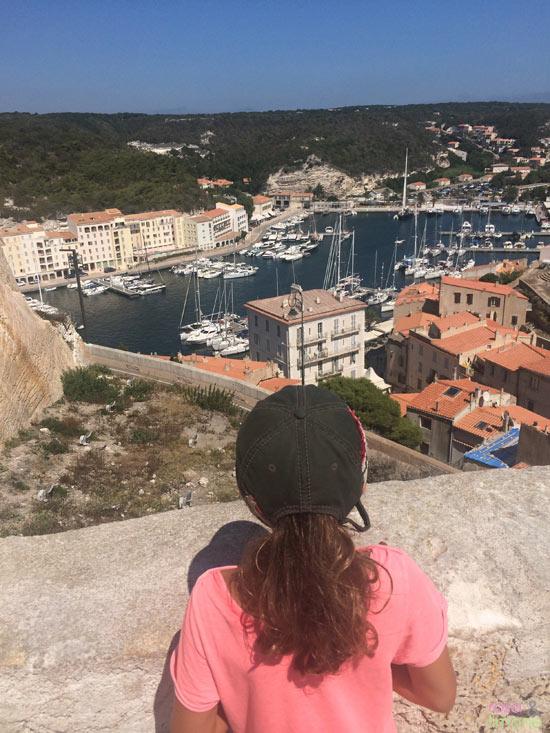 Bonifacio-Korsika