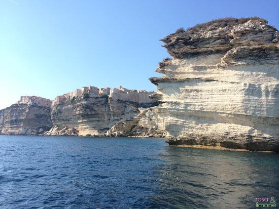 Bonifacio-oben-Korsika