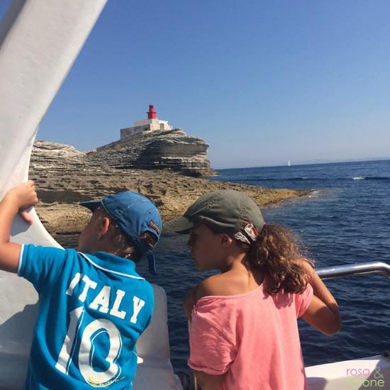 Schiffstour-Korsika