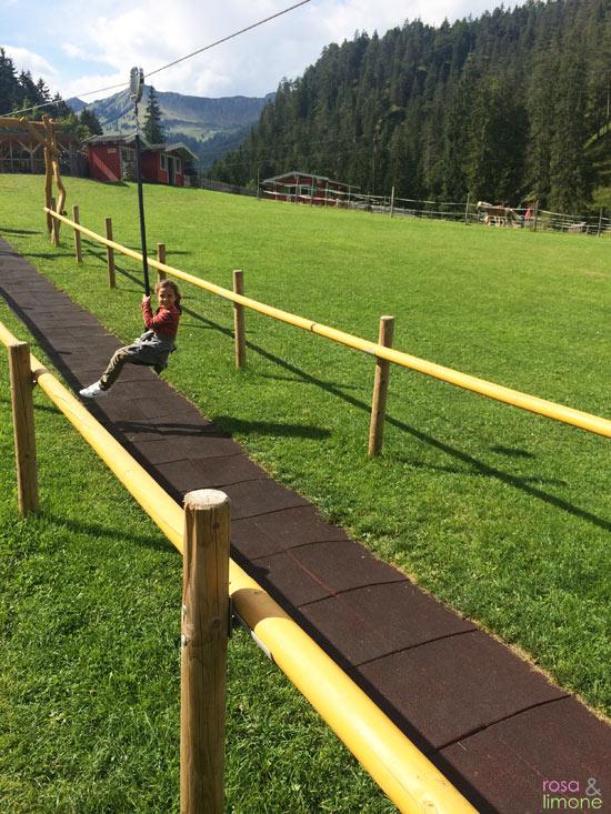 Sporthotel-Achensee-Seilrutsche