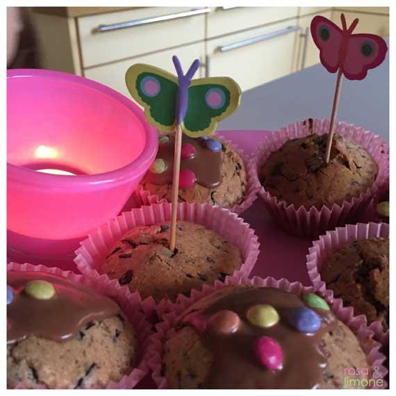 Kindergeburtstagsmuffins-rosaundlimone