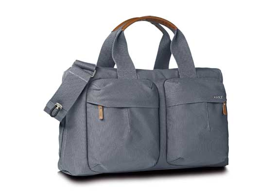 Joolz-Day2---Product-Photography---Earth-Collection---Hippo-Grey---Nursery-Bag