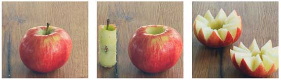 Apfel-geschnitten-gesundes-Pausenbrot