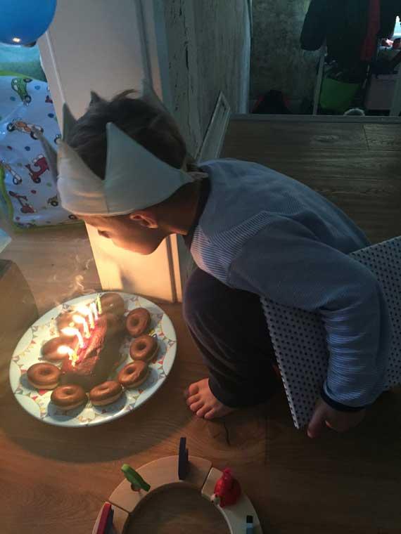 Mats-Geburtstag