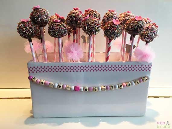Blumencakepops-rosaundlimone