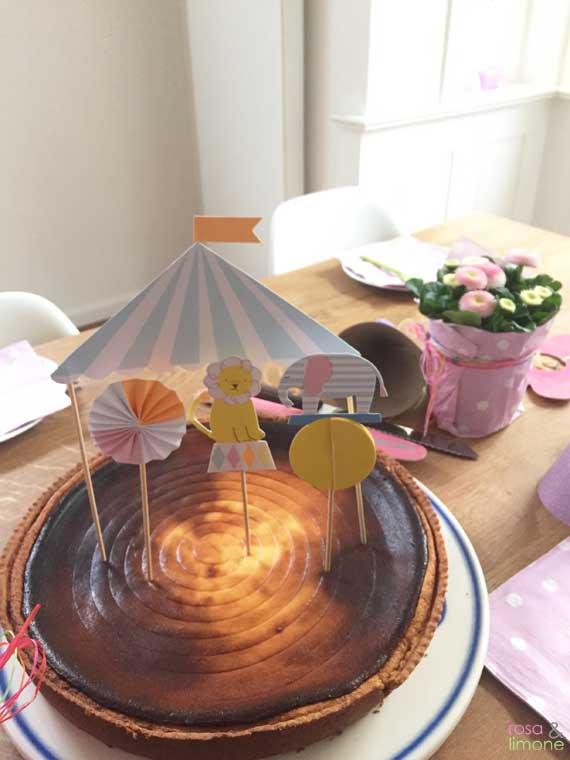 Carlottas-Geburtsstagsparty-Geburtstagskuchen