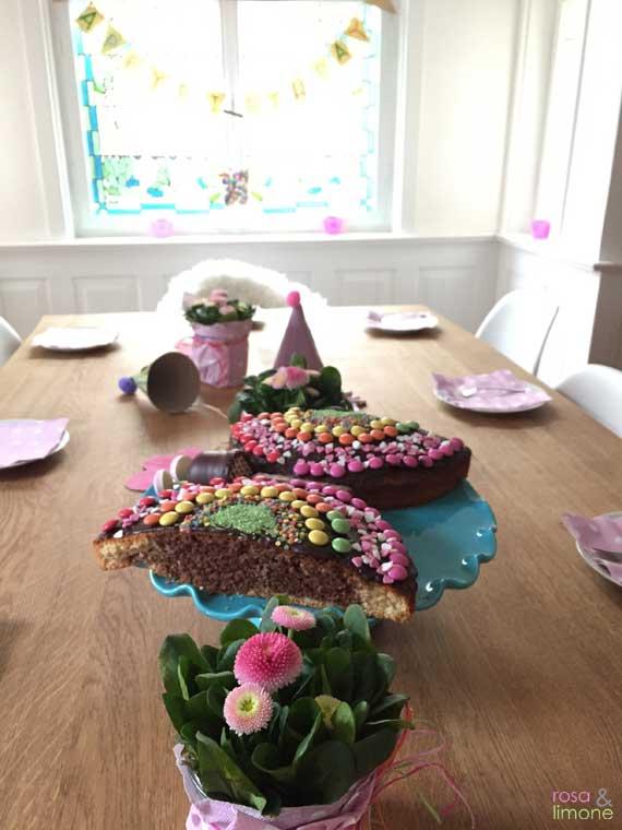 Carlottas-Geburtsstagsparty-Tisch