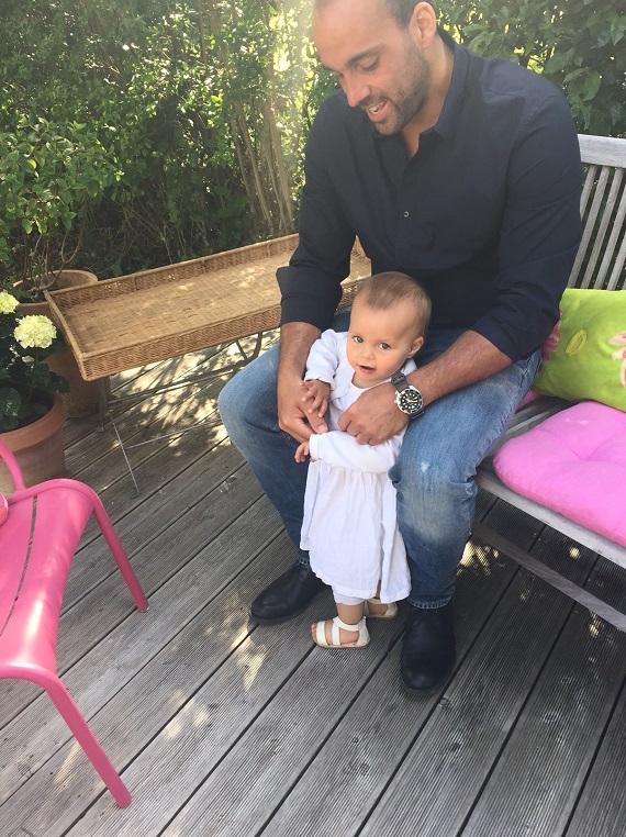 Papa-und-Tochter