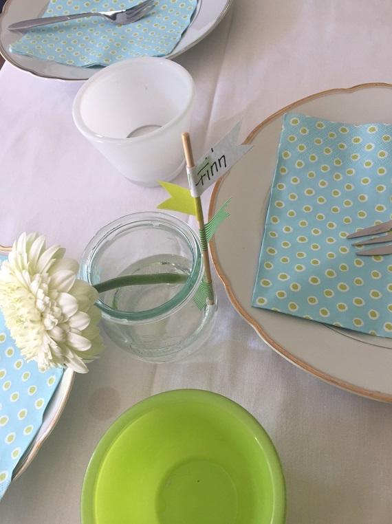 Tischdeko-mit-Flaggen