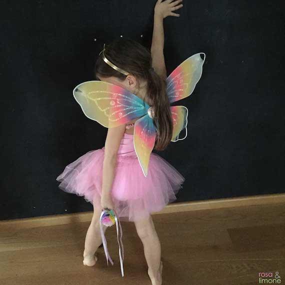Balletttaenzerin-Fasching