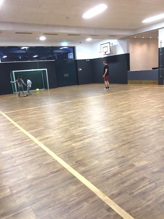 Sporthalle Berghof