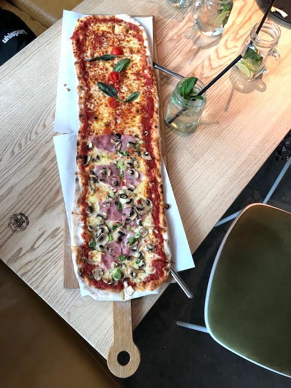 OhJulia Pizza