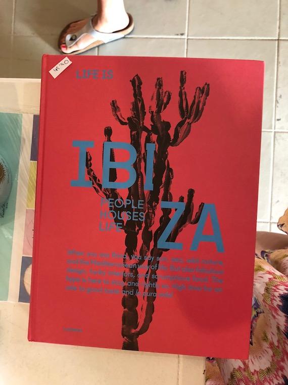 Ibiza Buch