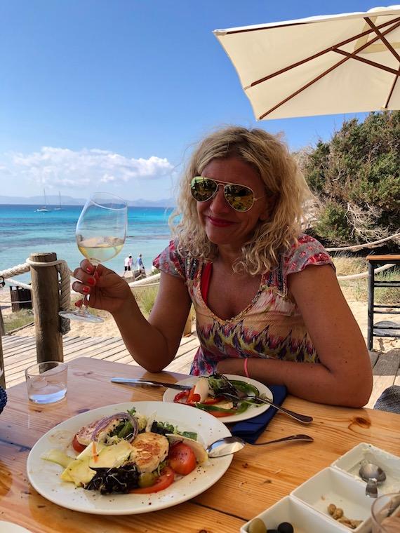 Tanja auf Formender