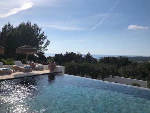 Pool Ibiza