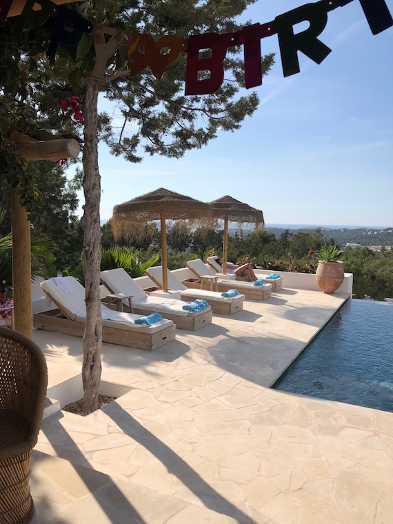 white Party Ibiza