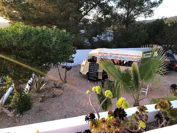 Gelato Wagen Ibiza
