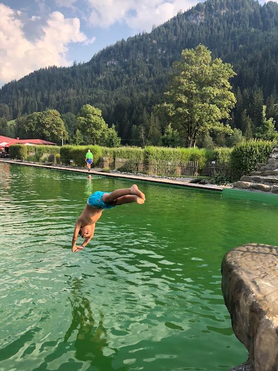 Ausflugstipps im Allgäu: Das Naturbad Hindelang 4