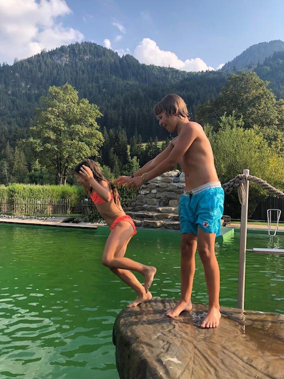 Ausflugstipps im Allgäu: Das Naturbad Hindelang 2