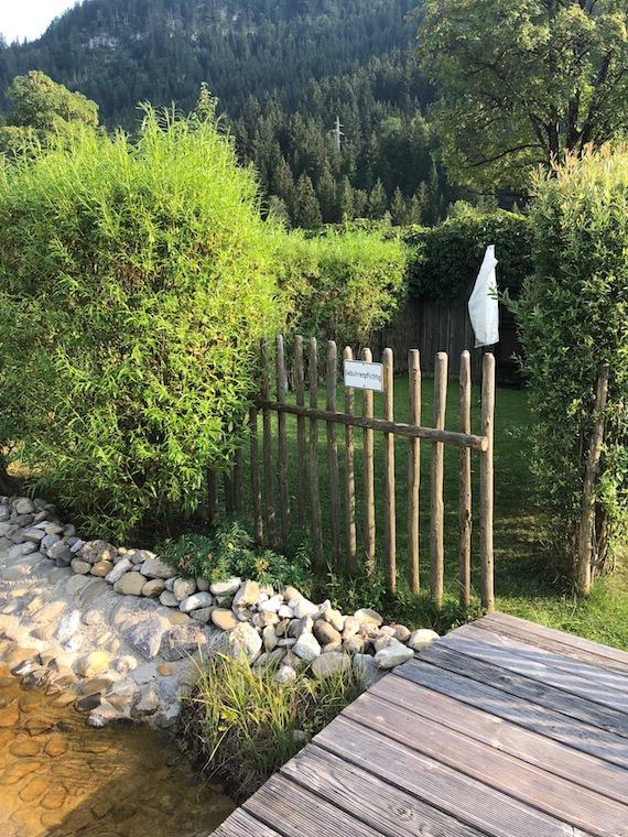Ausflugstipps im Allgäu: Das Naturbad Hindelang 7
