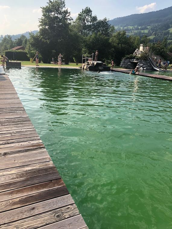 Ausflugstipps im Allgäu: Das Naturbad Hindelang 3