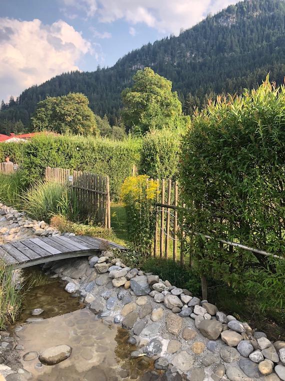 Ausflugstipps im Allgäu: Das Naturbad Hindelang 5