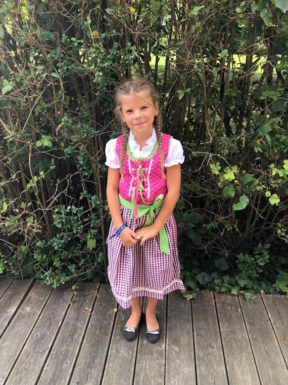 Kinderdirndl Mail 1