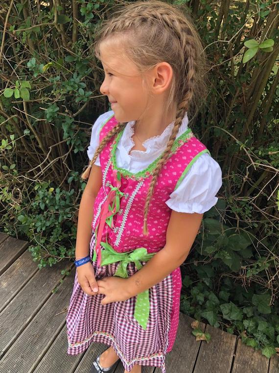 Kinderdirndl Mail 2
