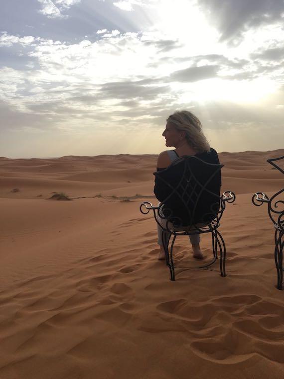 Sahara Moment