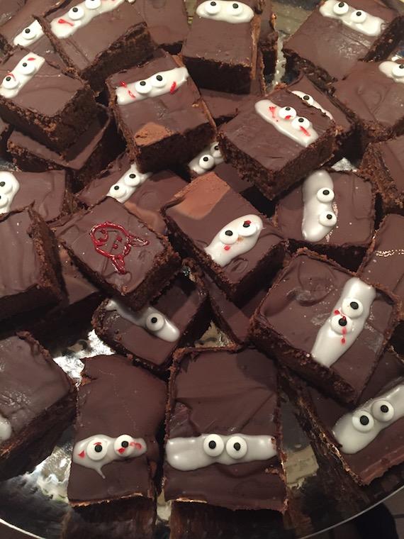 Halloween Monster Kuchen 2