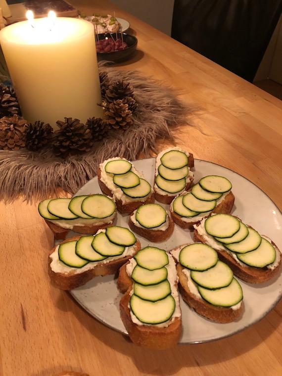 Zucchini Cicchetti