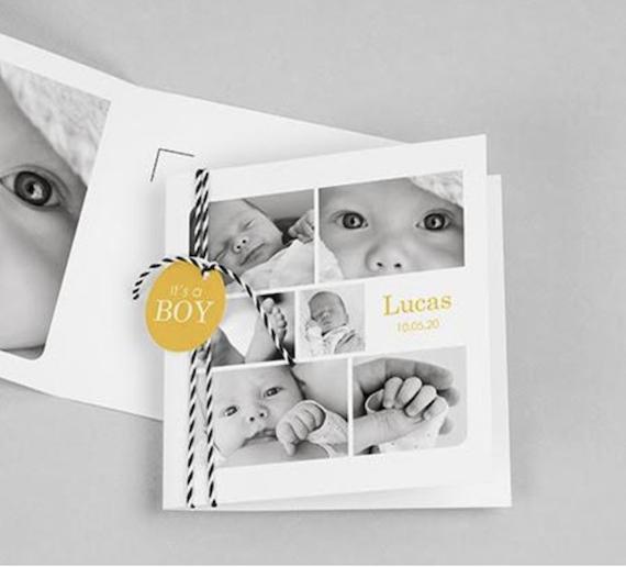 Planetcards Babykarte 1